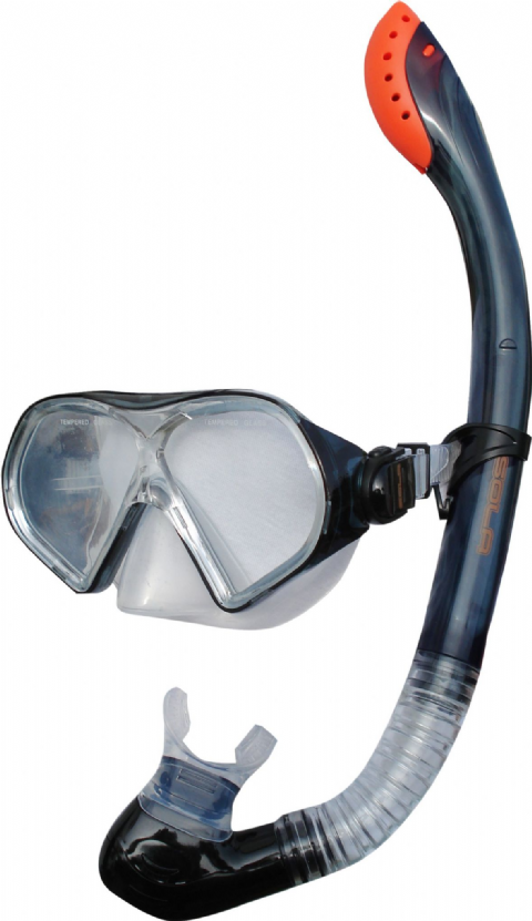 SOLA ADULT MASK & SNORKEL SET